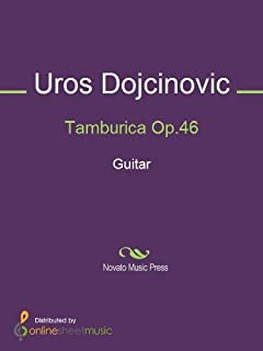 Tamburica Op.46 - Guitar (English Edition)