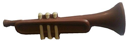 06#060821 Schokoladen Trompete, VOLLMILCH Posaune, Geige, Cello, Schokolade, Dirigent, Musik, Klassik, Geschenk