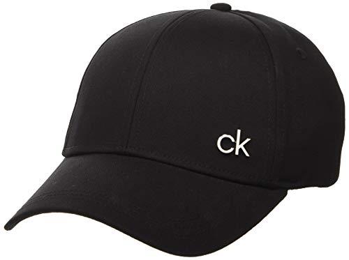 Calvin Klein K50k505182 Set Sciarpa, Cappello e Guanti, Nero (Black Bds), Unica (Taglia Produttore: OS) Uomo