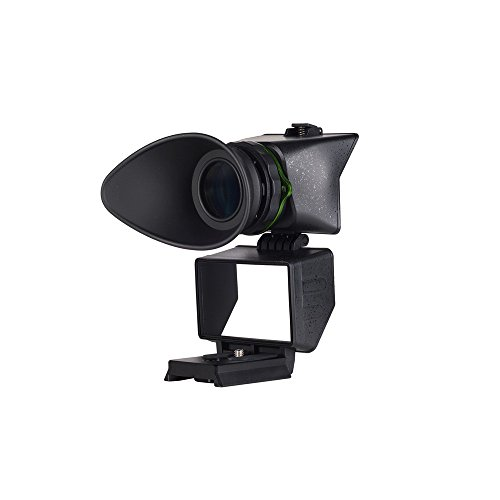 Genesis CineView LCD Viewfinder Pro voor Blackmagic Pocket Cinema Camera
