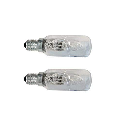 2xHalogen Lampe E14 30W 240V Dunstabzugshaube Electrolux AEG 902989998