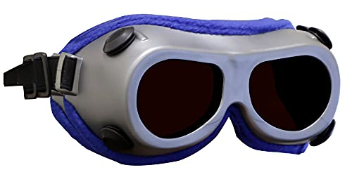 Laser Safety Glasses with IPL Brown Contrast Enhancement - Model 55