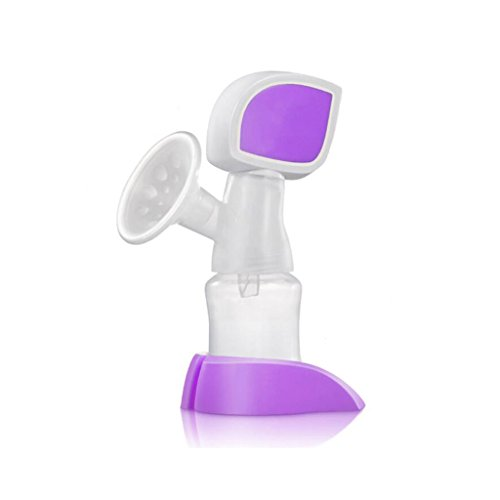 Pompe à poitrine sucker électrique mute machine automatique de traiteuse maternelle postpartum pompe à lait aspiration grande innovation une rechargeable 9 fichier grande aspiration