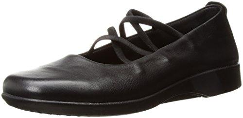 Arcopedico  Women's Vegas Shoe Black 9 M US