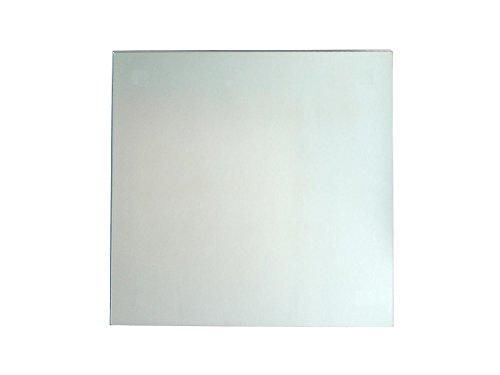 Jollytherm 10506 Bella-Jolly IR Glasheizkörper, spiegel, 50 x 50 cm