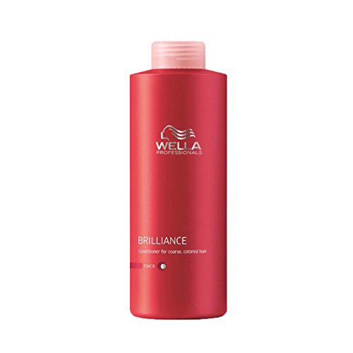 Wella Brilliance Acondicionador Coarse Hair 1000 ml