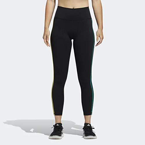 adidas Pride BT TGHTS Tights, Mujer, Black, 2XS