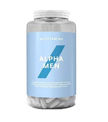 MyProtein Alpha Men Super Multi Vitamin 240 Capsule - 240 g