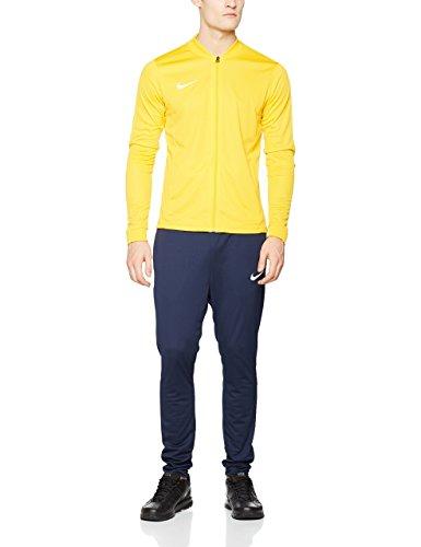 Nike Herren Academy 16 Knit Tracksuit Trainingsanzug,Gold (University Gold/Obsidian/White),M