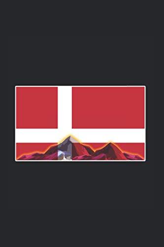 Mein Dänemark Notizbuch: Dänemark Angeln Skandinavien  als Geschenkidee als Planer Tagebuch Notizheft oder Notizblock 6x9 DIN A5 120 Seiten | Blank