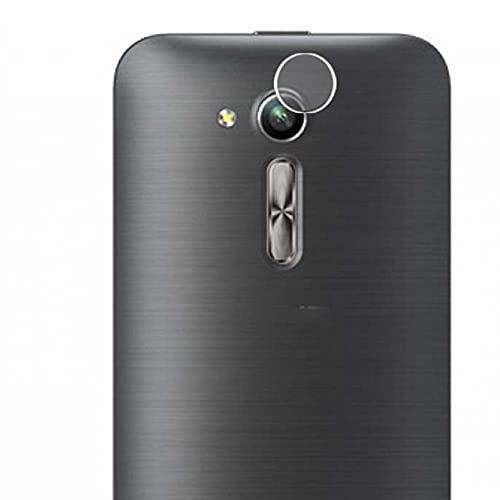 Vaxson 2 Stück Schutzfolie, kompatibel mit Asus ZenFone Go TV ZB551KL Kamera TPU Folie Rückseitige Kameraobjektiv [nicht Panzerglas Bildschirmschutzfolie Hülle Hülle ]