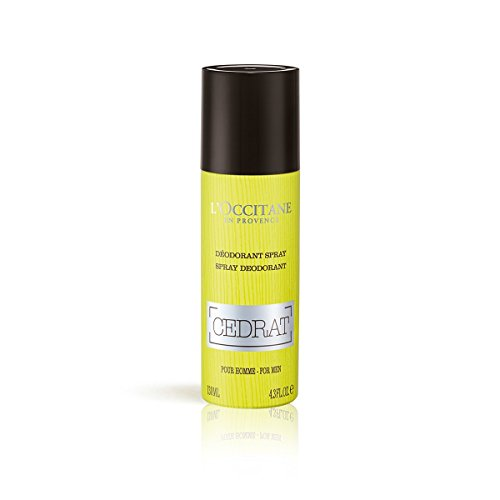 Desodorante Spray Cédrat - 130 ml