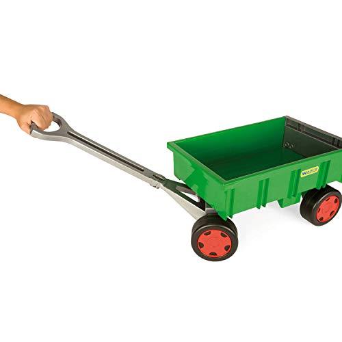 Wader Farmer Style Bollerwagen Trailer (grün)