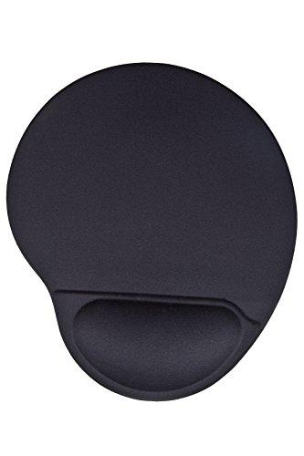 Podkładka pod mysz ergonomiczna Czarna