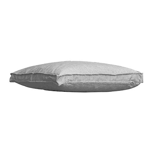 Jan Kurtz Outdoor Boxkissen 50x50cm, Taupe 100% Acryl LxBxH 50x50x5cm mit Reißverschluss
