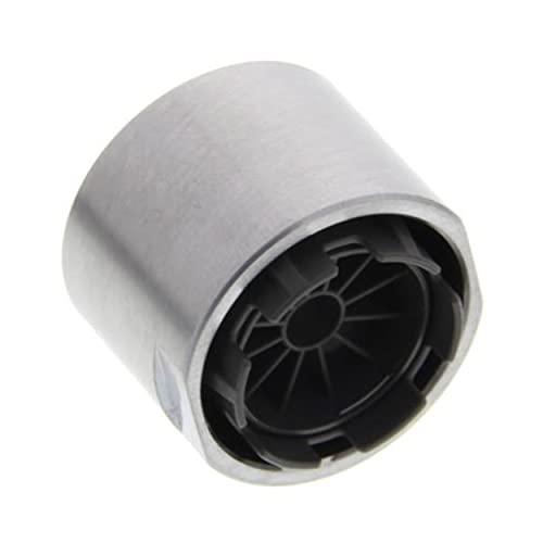 Aireador IG M22x1 de acero inoxidable satinado MZ de alta presión 117375 para Blanco Quadris-S – Filtro de grifo, accesorio para grifo, boquilla mezcladora, regulador de chorro