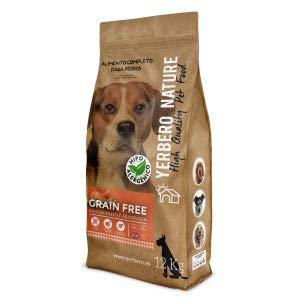 YERBERO Nature Grain Free Pavo Comida Perros SIN Cereales