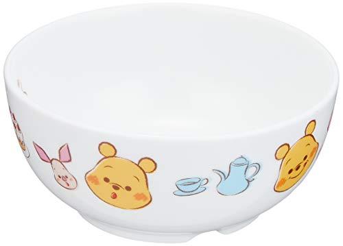 男の子にも女の子にも人気のキャラクター「くまのプーさん」が描かれた、約直径10×高さ4.5(cm)のこども用のお茶碗。無鉛絵具原料&軽量強化のこども食器「Light&Strong」シリーズのニューセラミックのアイテムなので、重量:約152gと、とても軽く持ちやすさもバッチリ。