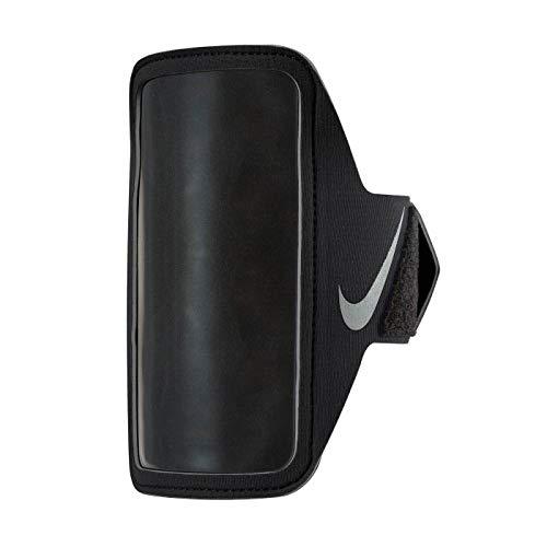 Nike Erwachsene Lean Arm Band 698 Storm pink/Silver Handytasche, OneSize