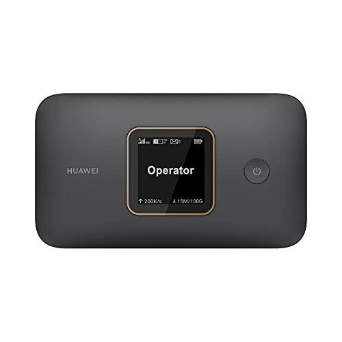 HUAWEI E5785-92C Black LTE CAT 6 Mobile WI-FI Hotspot IN