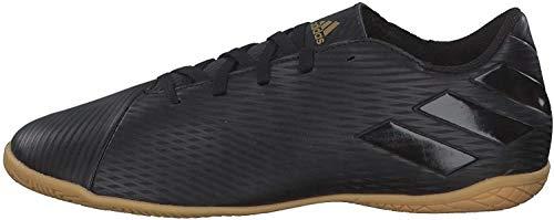 adidas Herren Nemeziz 19.4 Indoor football trainers, Schwarz, 45 1 3 EU