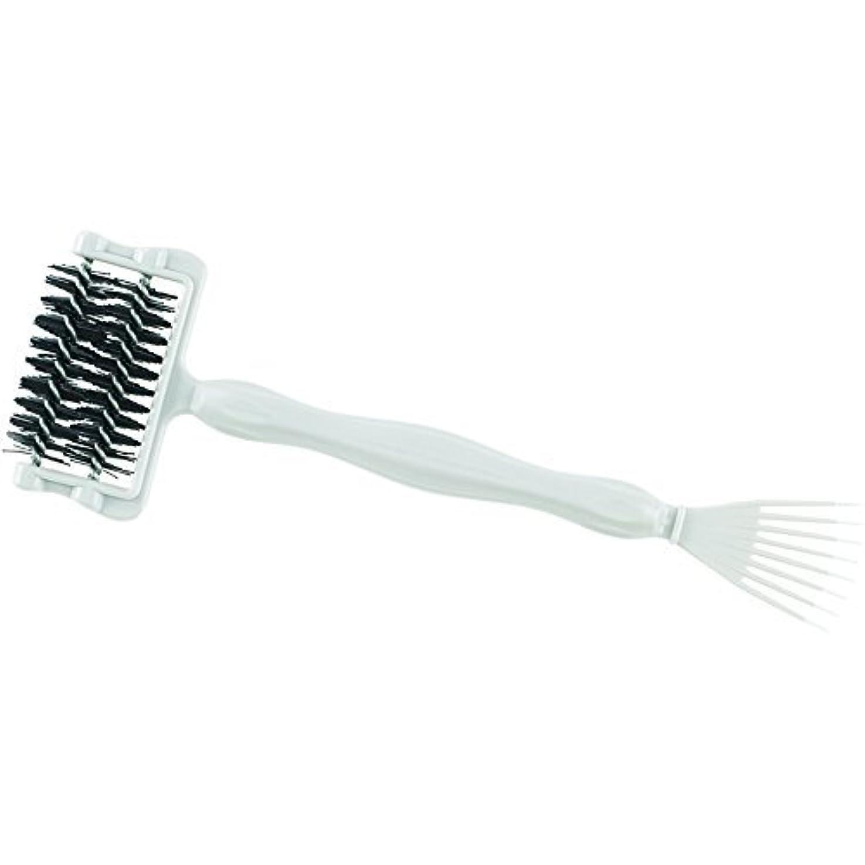 レタッチ発表シソーラスOlivia Garden Comb Cleaner 2-tools-in-1 [並行輸入品]