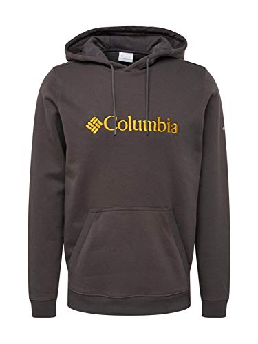 Columbia Sportswear Herren CSC Basic Logo II Hoodie, Shark, XL