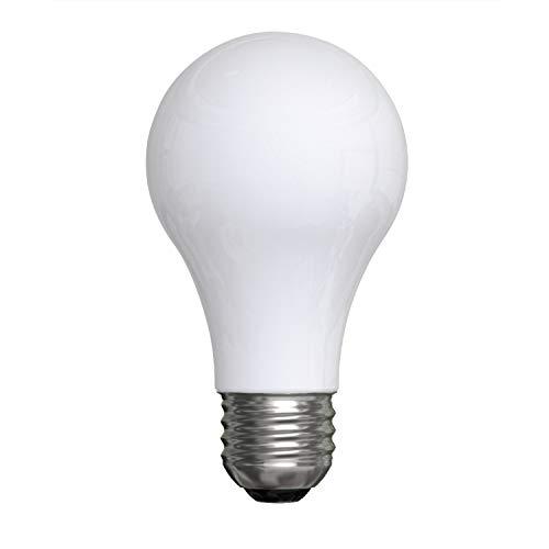 GE Lighting Reveal HD HaloGE Lightingn Light Bulbs, A19 Enhance Spectrum HaloGE Lightingn Light Bulbs (40 Watt Replacement Light Bulbs), 325 Lumen, Medium Base Light Bulbs, 4-Pack HaloGE Lightingn Light Bulbs