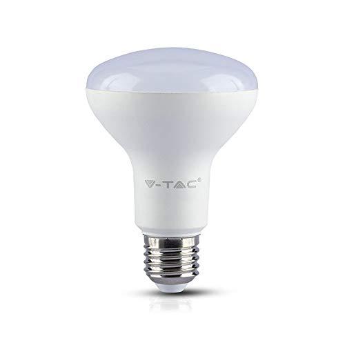 V-TAC Bombilla LED 10W, Bulb Reflector R80 Chip Samsung Pro Casquillo E27