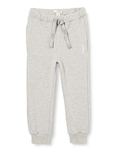 ESPIRT Baby-Jungen Jogginghose Hose, medium Grey 5 Gray, 104/110