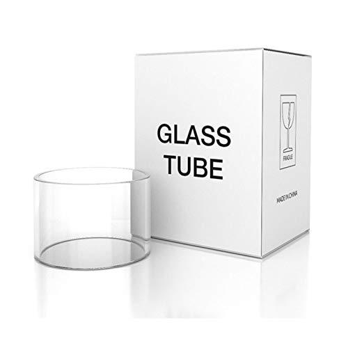 3pc / Pack Vaptio Solo 2 Tubo di vetro Pyrex di ricambio 2.0ML Atomizzatore Sigarette elettroniche Tubo di vetro No E Liquid No Nicotine
