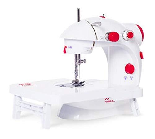 Naaimachine Elektronische met net vrijgegeven Huishoudelijke elektrische multifunctionele handmatige naaimachine (20 * 19 * 10CM)