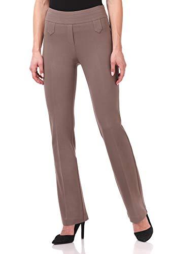 TITLE_Secret Figure by Rekucci Bootcut Yoga Pants