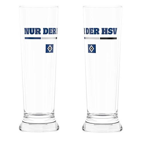 HSV Versandservice HSV Weizengläser 2er
