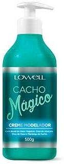 Lowell Cacho Mágico Creme Modelador 500ml