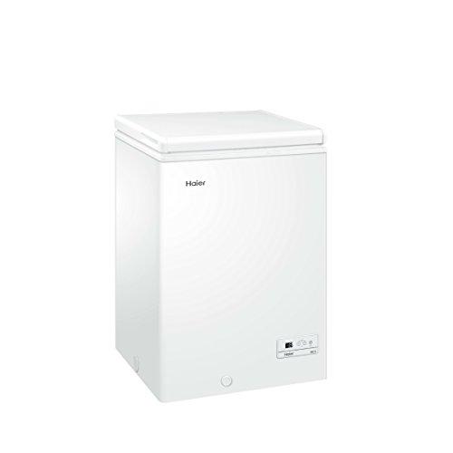 Haier HCE103R Libera installazione A pozzo 103L A+ Bianco congelatore