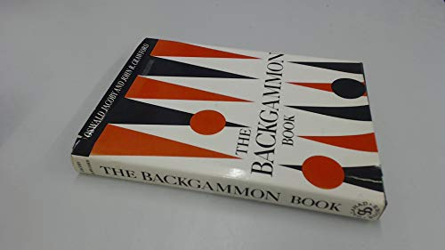 Compare Textbook Prices for The Backgammon Book 1st Edition ISBN 9780670144099 by Jacoby, Oswald,Crawford, John