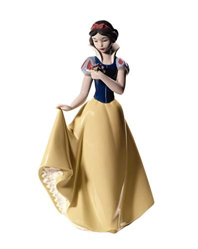 NAO Figura Blancanieves. Disney Princesa Blancanieves de Porcelana