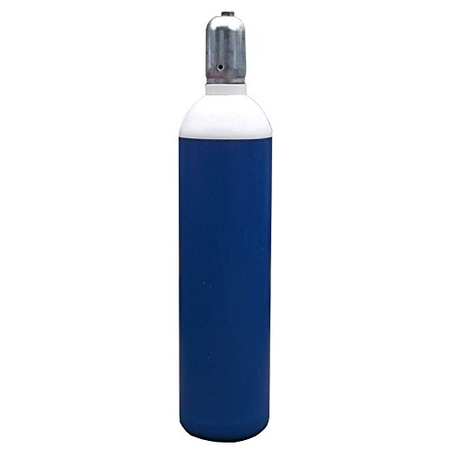 Sauerstoffflasche Gasflasche 20L Sauerstoff gefüllt und fabrikneu von Gase Dopp