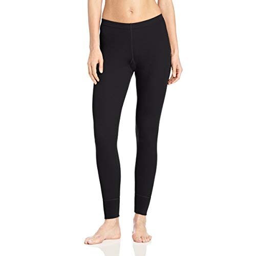 Minus33 100% Merino Wool Base Layer 803 Women's MidWeight Bottoms Black Medium