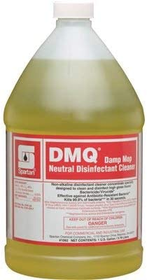 Spartan Chemical DMQ 1 Gallon Scent 25% OFF Reservation Step Lemon One Cleaner