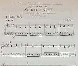 Vivaldi Stabat Mater for Organ