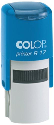 COLOP Printer R17 Engels Goed Gedaan Stempel - Zwart