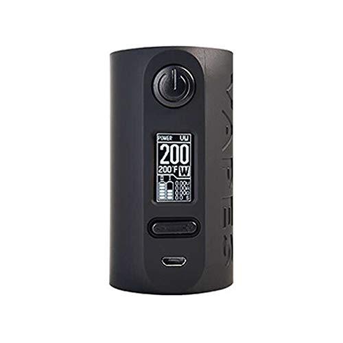 Sigarette elettroniche Vapor Storm Puma 200W TC Box MOD a prova di caduta e antigraffio senza batteria, senza nicotina (nero)
