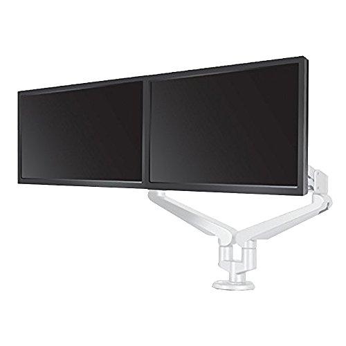 ESI Ergo EDGE2-WHT EDGE-Series Dual Monitor Arm