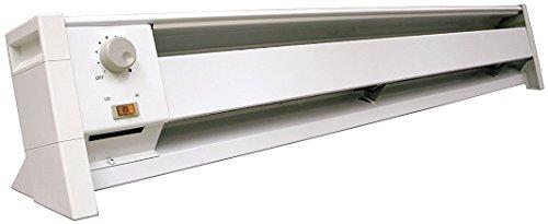 Dayton 3UG01 Heater, Baseboard, Portable, 120V