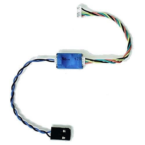 FrSky telemetria da Pixhawk a Taranis Q X7, X9D, X10, X12 telemetry cable Yaapu Specifiche: lunghezza: 20 cm Nome dell'articolo: FrSky Set di cavi per convertitore di telemetria Yaapu