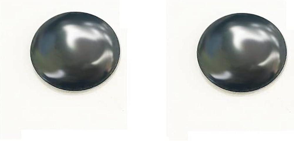 Simple Round Magnetic Earrings Sticker Non Pierced Ears Studs Earrings For Men Women Boys Girls