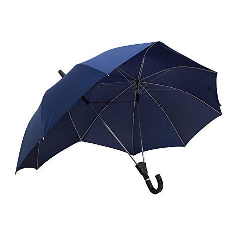 ZY Double Size Große Regenschirm Paar Doppel Regenschirme Zwei Person Legierung Regenschirm Neuheit windundurchlässiges Extra Large 16 Rippen Parasol Geschenk für Verliebte