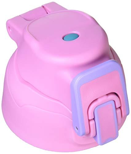 サーモス 交換用部品 スポーツボトル (FHT-800F/1000F)用 キャップユニット (パッキン付き) ピンクチェック